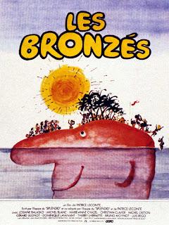 Les Bronzés affiche