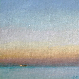 Heading for Africa by Liza Hirst