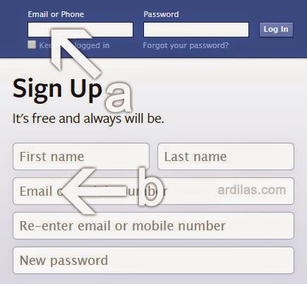 Facebook login dan daftar - Apa Itu Email? Adalah Surat Elektronik - Manfaat / Fungsi
