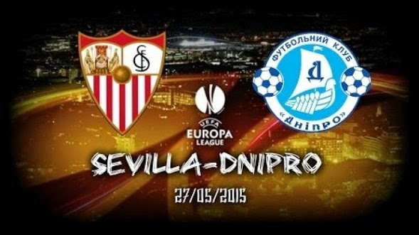 Dnipro Sevilla LIVE Finala Europa League 27 mai 2015 video