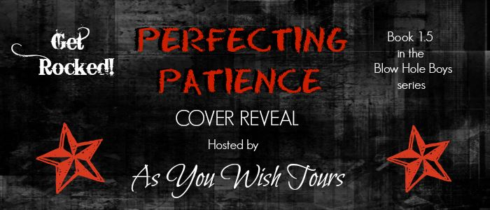 Perfecting Patience by Tabatha Vargo {Cover Reveal}