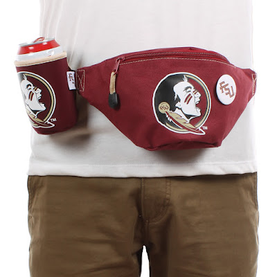 sports fan fanny pack