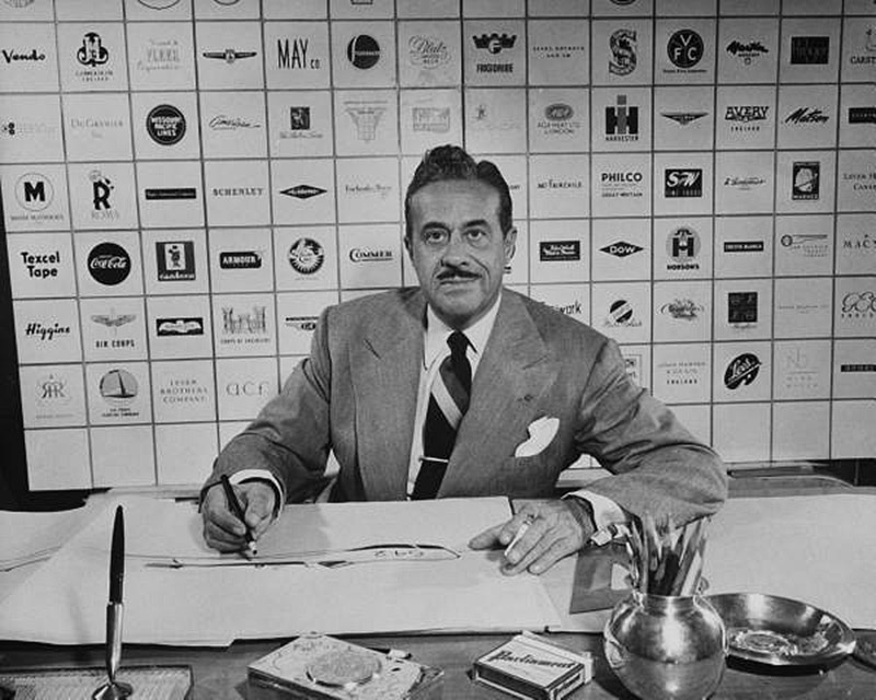 Visionary raymond loewy honored in google doodle and a for Industrial design services