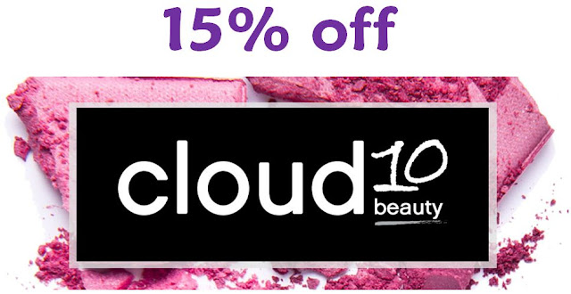 15% off Cloud10Beauty