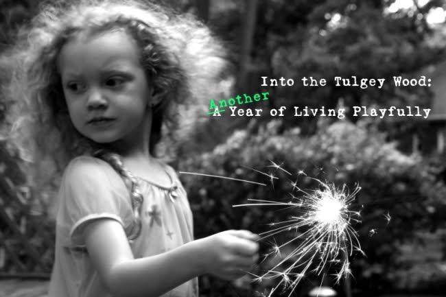 Into the Tulgey Wood: A Year of Living Playfully
