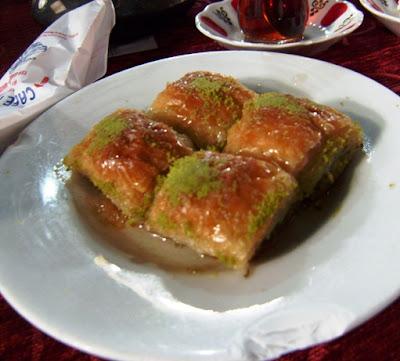 Hidangan pencuci mulut Turki