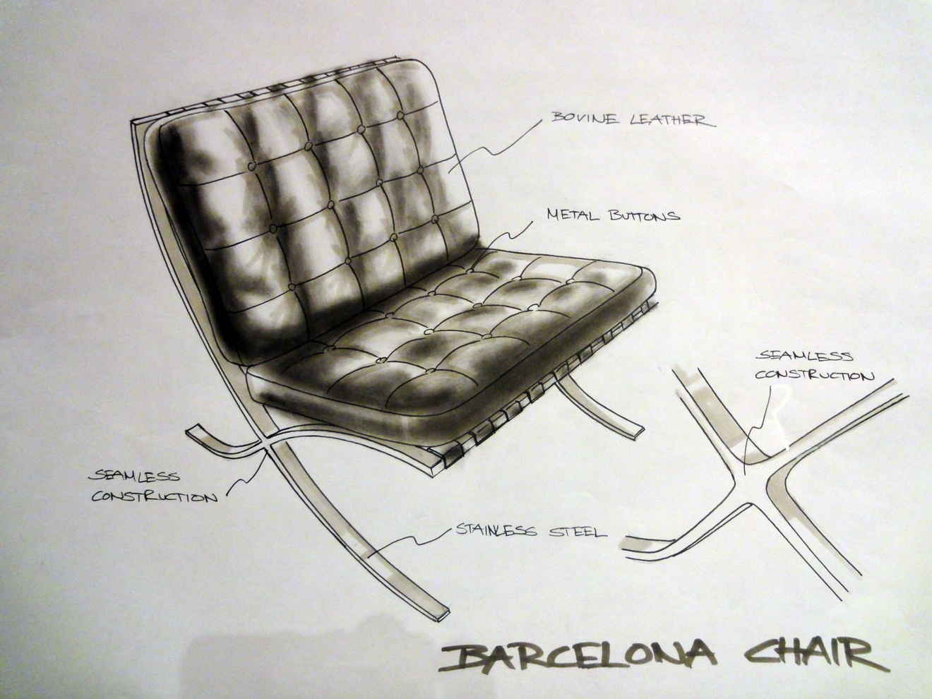 Furniture design sketches for Furniture design sketches