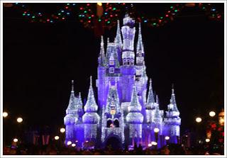 Cinderellas Castle - magic Kingdom