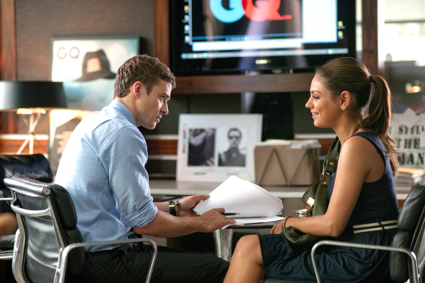 The film doctor not about romance a discussion about friends with benefits - Scene hot amici di letto ...