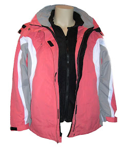Womens Pulse Snowboarding/ski Coat Jacket Parka, 3in1, Waterproof, Technical, Xs-xl, Black, Apple, Blue, Coral or White
