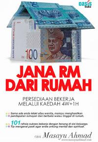 Buku Jana RM Dari Rumah