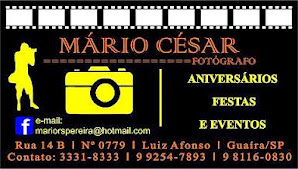 Mário César Fotógrafo