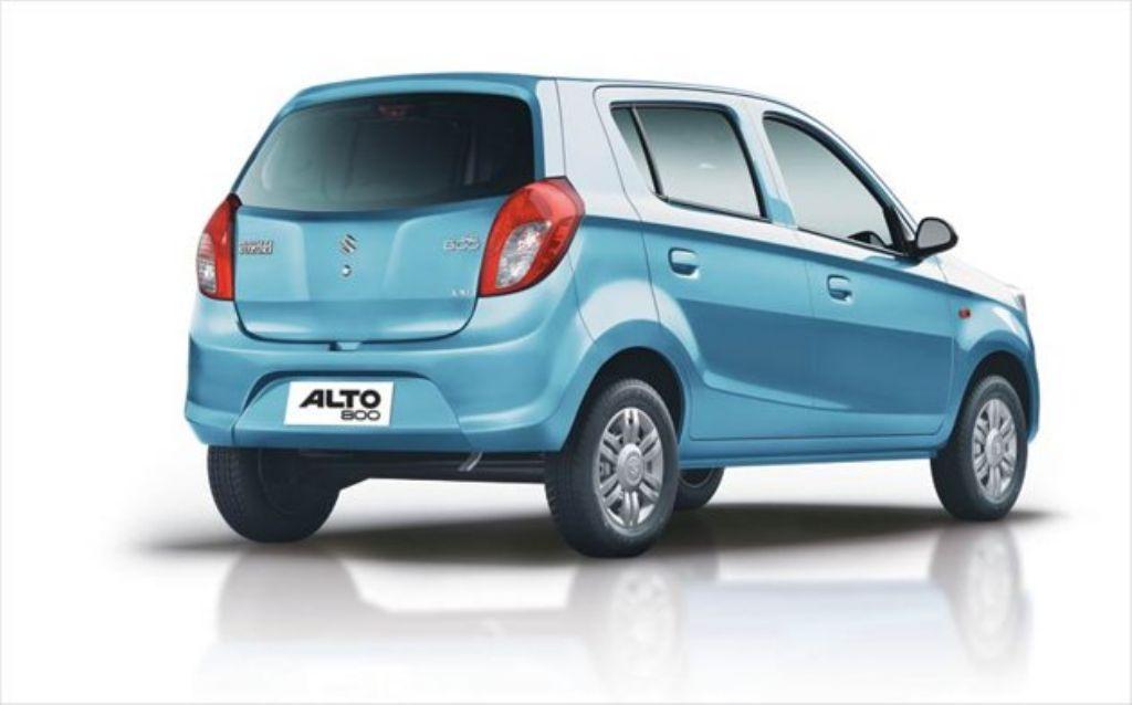 Motors Garage India Maruti Suzuki Launches Alto 800 At A