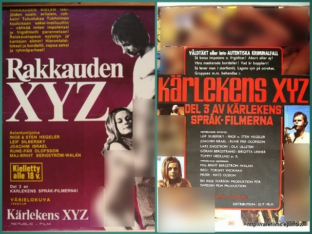 Любовь XYZ / Kärlekens XYZ / Love 3.