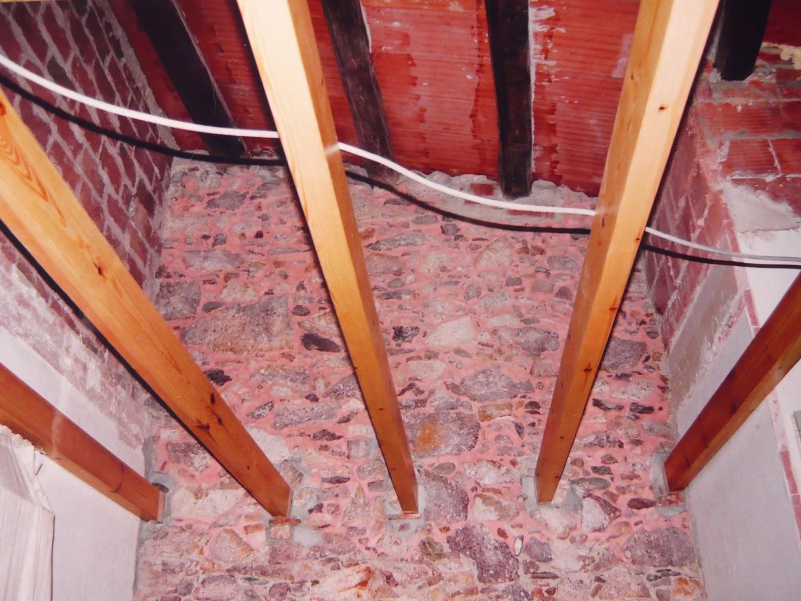 Como colocar vigas de madera como colocar vigas de madera - Restaurar vigas de madera ...
