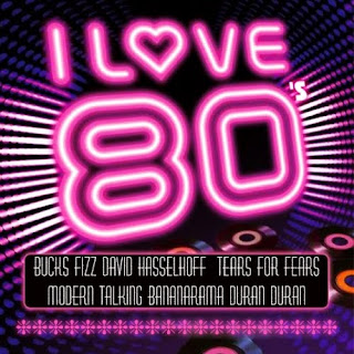 Download – CD I Love Songs 80s Give – 2013