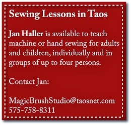 Private & Group Sewing Lessons Available