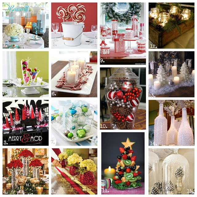 Christmas Centerpiece, Christmas, crafts, DIY, desserts, 100, mantels, gifts, tablescapes, wreaths
