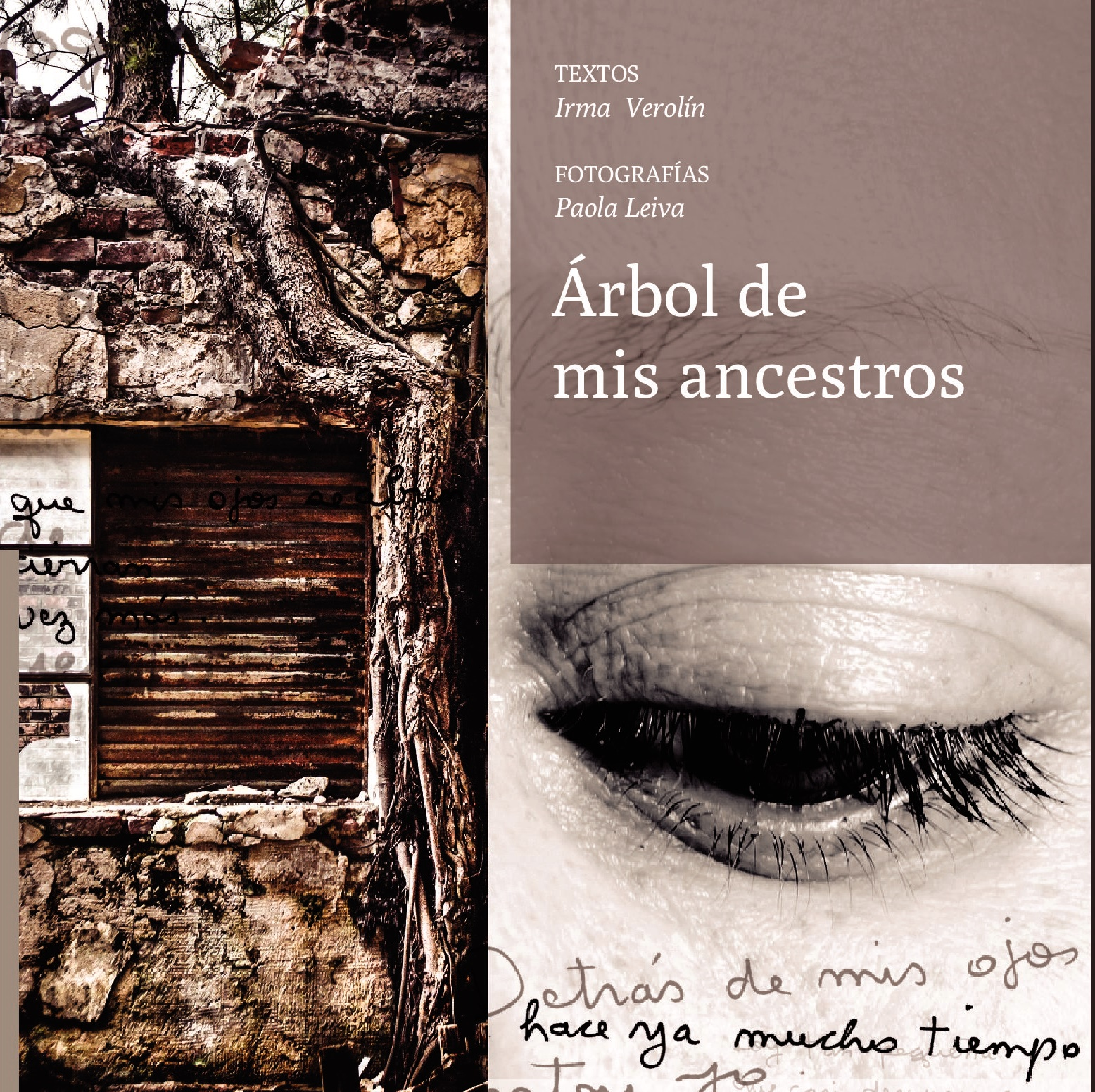 """""""Árbol de mis ancestros"""", Ed. Palabrava, Santa Fe  2018"""