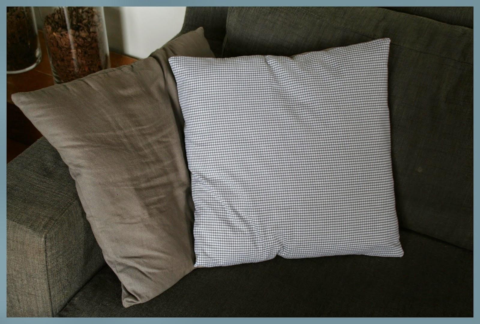 Brocante fratsen brocante klepbank met zelfgemaakte kussens