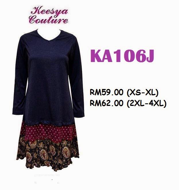 T-shirt-Muslimah-Keesya-KA106J