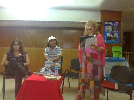 Tertulia Literatura sin fronteras Centro Cultural Habana