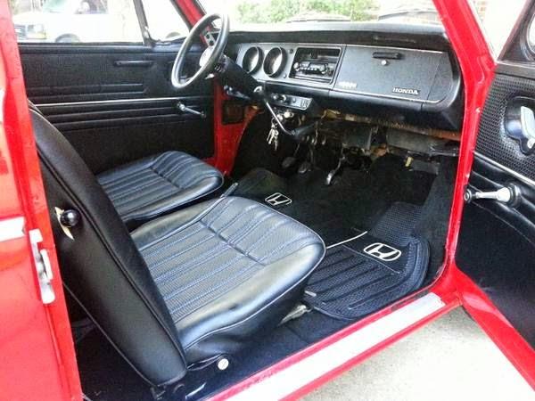 1972 Honda N600 Classic City Car | Auto Restorationice