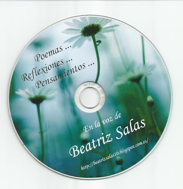 A la venta el 1º CD de Beatriz Salas