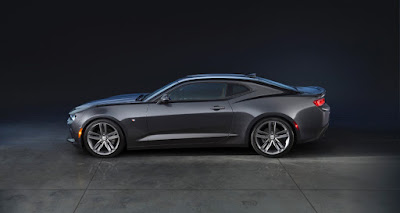 Pre-Order the 2016 Chevrolet Camaro in August