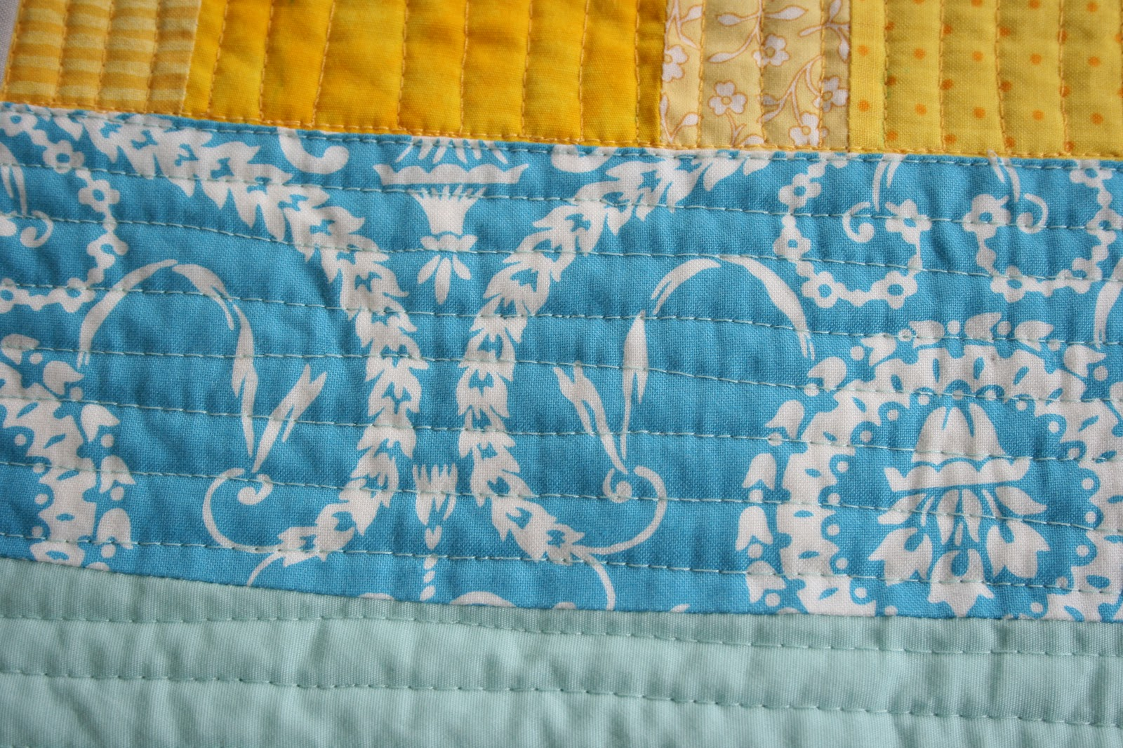 Drawing Lines For Quilting : Crazy mom quilts straight line quilting with a free motion foot