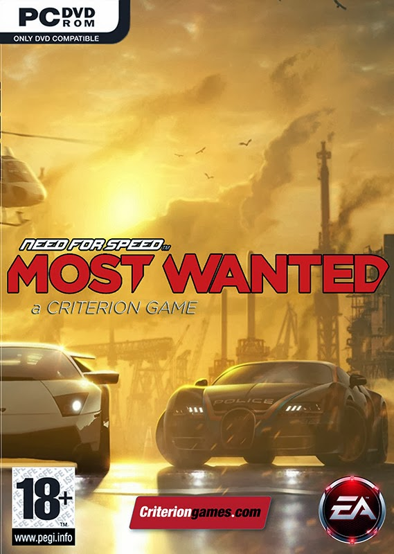 Need For Speed Most Wanted Multi7 - Download Full Version ...