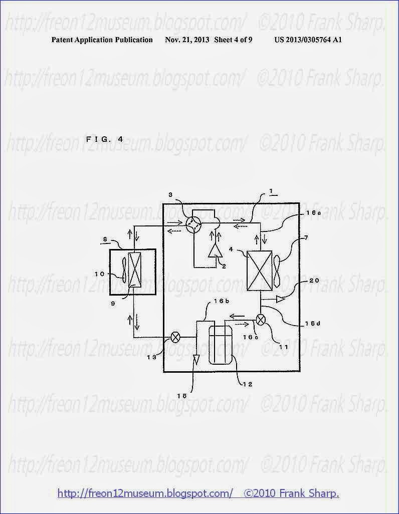 Under The Ice Mitsubishi Electric Mrslim Pka Rp100kal Air Compressor Wiring Diagram Schematic Sharp Energy Saver Consequently An Conditioning Apparatus Is Provided In Which Amount Of Refrigerant Required Circuit Can Be Reliably And Safely