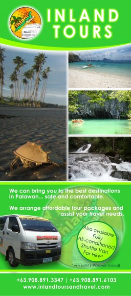 INLAND TOUR TRAVEL AGENCY