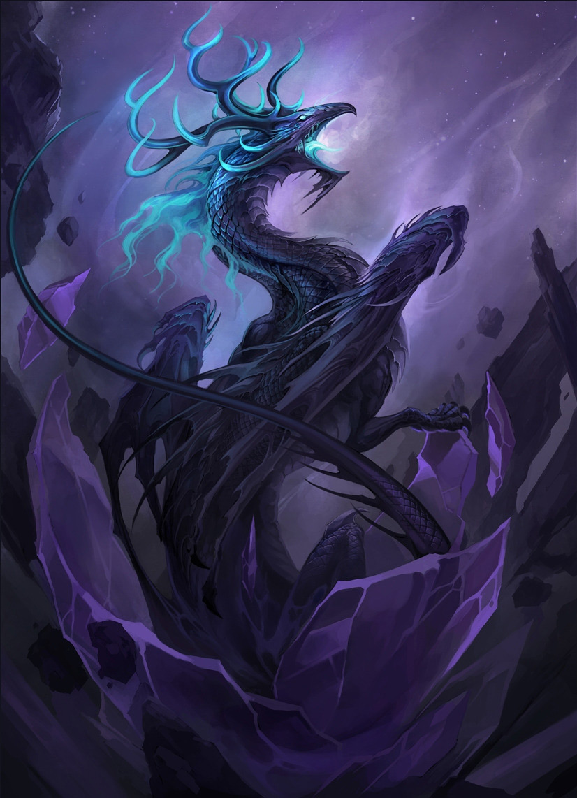 Fantasy art dragons | ART TWO
