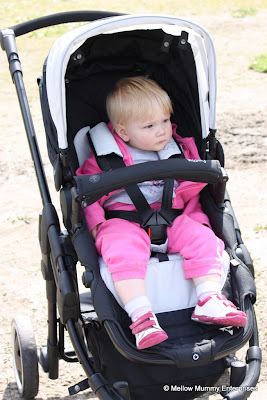Click'n Move 3 pushchair