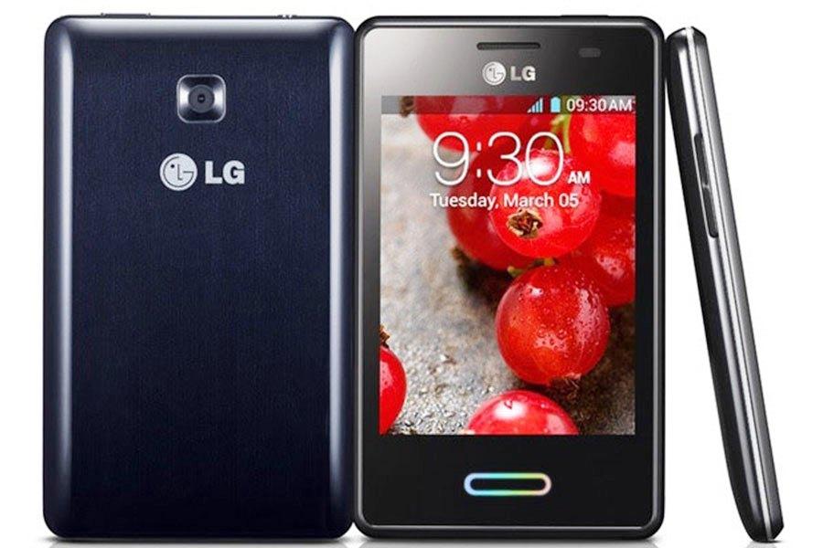 LG Optimus L3 II - Spesifikasi dan Harga HP
