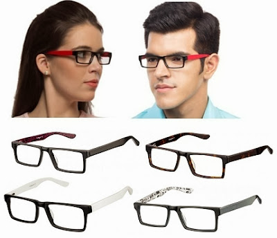 Feelgood with Feelogood Unisex Frames for your Eyeglass worth Rs.1499 for FREE, Pay Only for Lenses