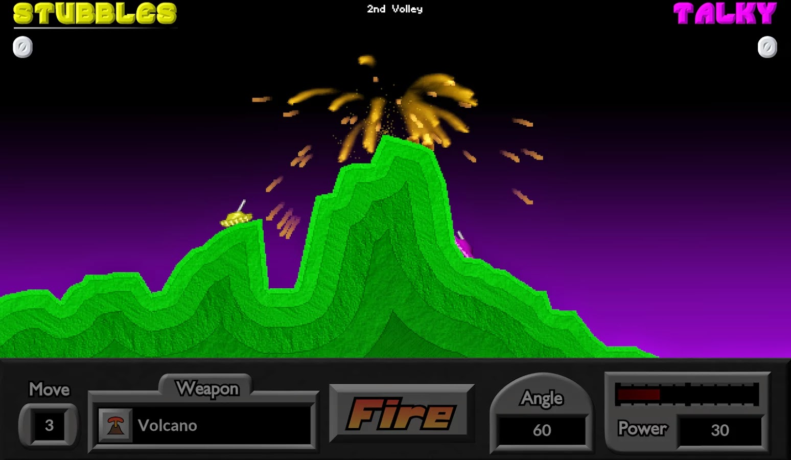 Pocket Tanks Deluxe APK V2.0.4 Full Unlocked - Apklover.NET