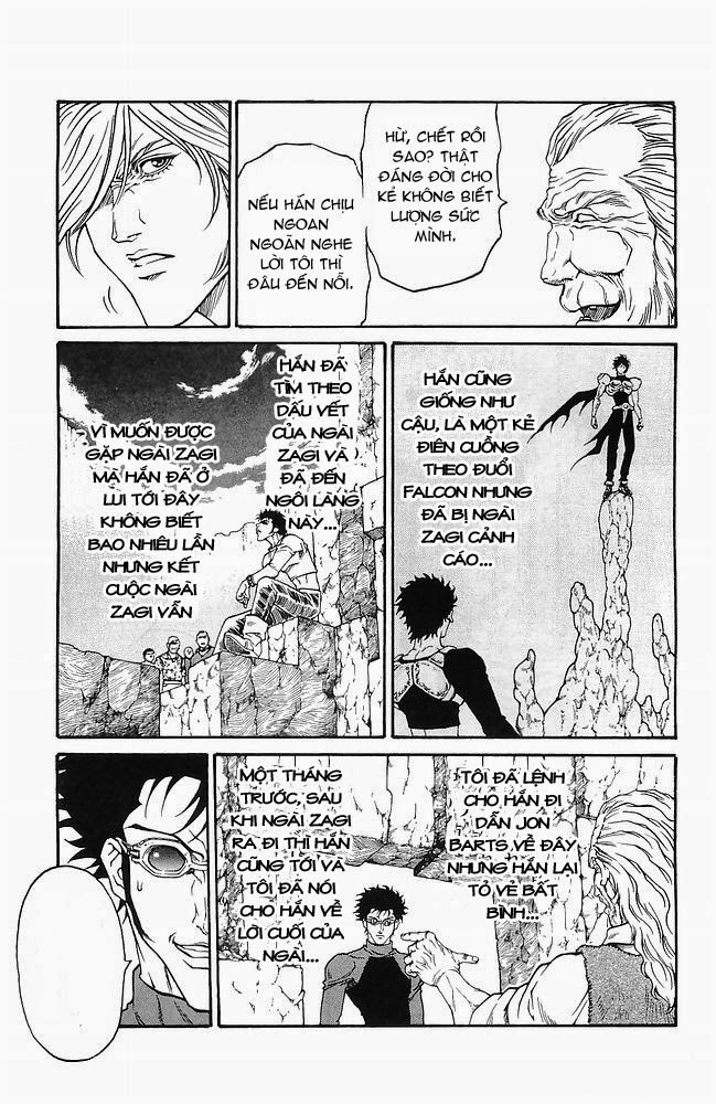 Vua Trên Biển – Coco Full Ahead chap 209 Trang 12 - Mangak.info