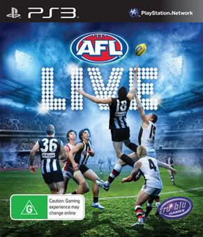 [Trofeos] AFL Live AFL+Live+cover