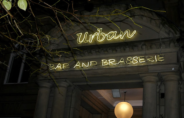 Urban Bar and Brasserie Glasgow