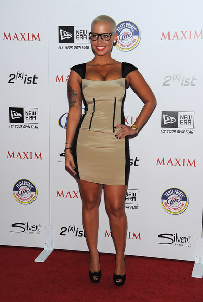 Amber Rose - Photos Familier