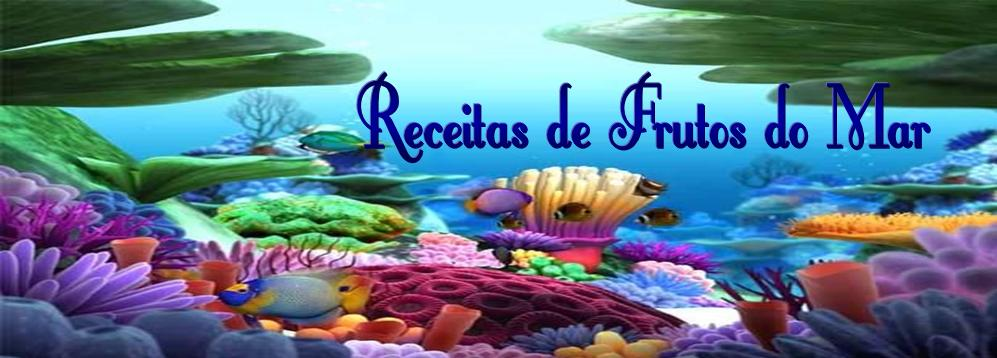 Receitas de Frutos do mar