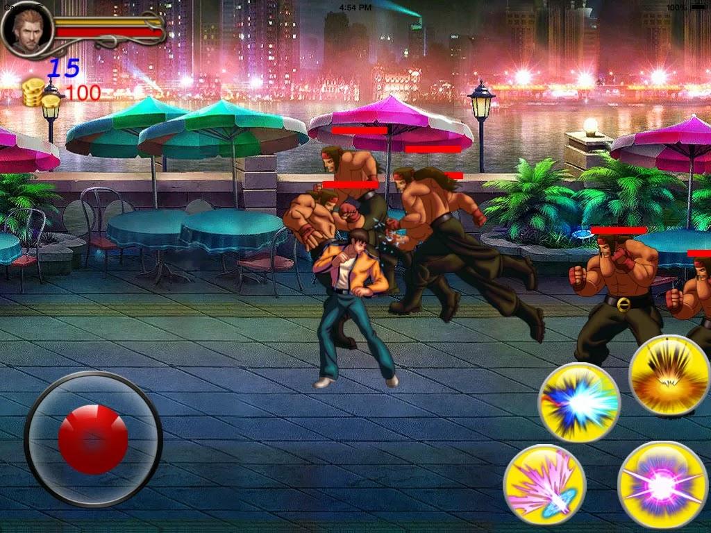 Kungfu Fight v1.22 [Mod Money]  Kf4
