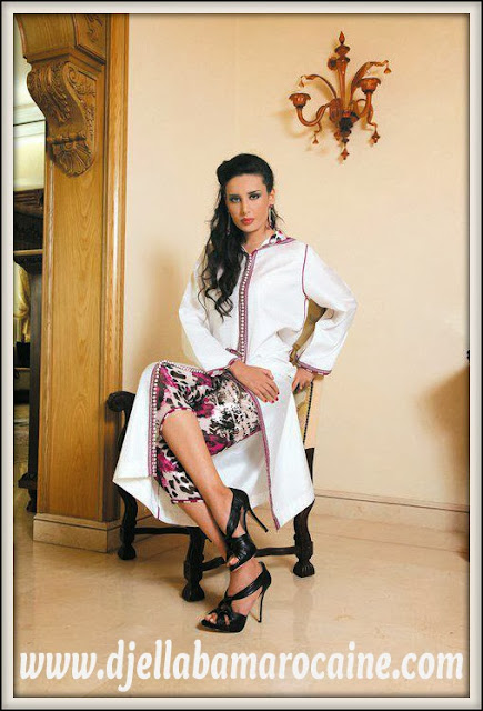 Djellaba Marocaine 2014