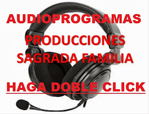 AUDIO PROGRAMAS (HACER DOBLE CLICK)