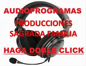 AUDIO PROGRAMAS (HACER DOBLE CLICK)
