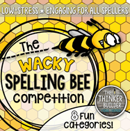 https://www.teacherspayteachers.com/Product/The-Wacky-Spelling-Bee-Competition-1529250