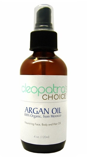Cleopatra's Choice Argan Oil