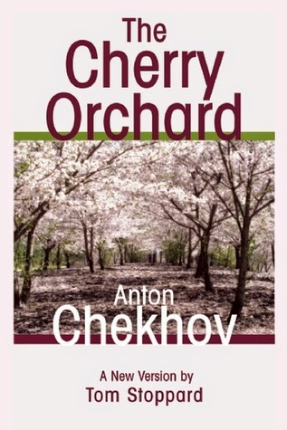 Theatrical Play The Cherry Orchard cover